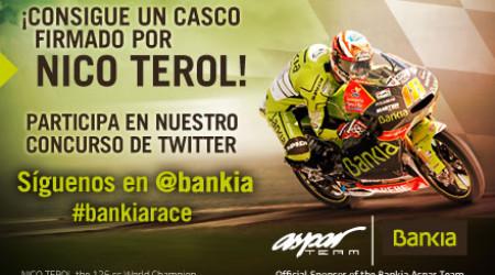 Casco Terol Bankia