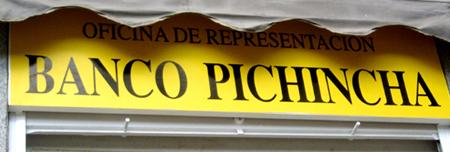 Banco Pichincha de España