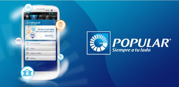 Banco Popular móvil