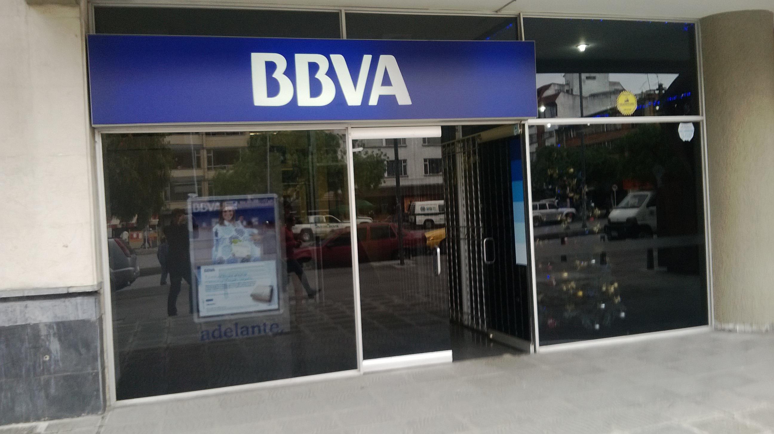 horario oficinas bbva