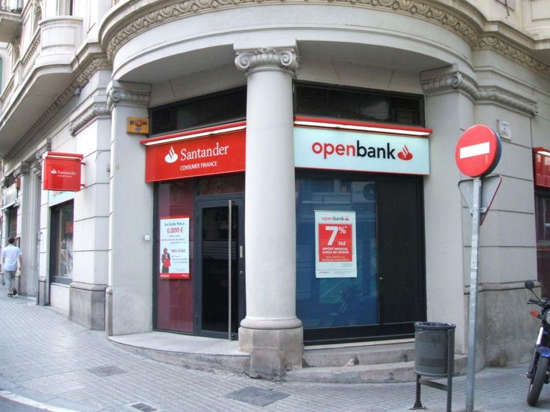 Openbank desde ahora con solo una oficina.