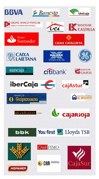 horario bancos jueves: